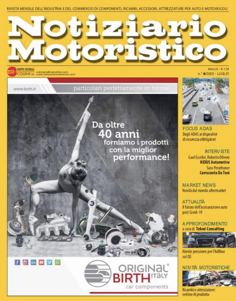 Notiziario Motoristico